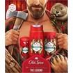 Old Spice Gift Bag Bearglove Deodorant Stick 50ml,Shower Gel & Shampoo 2 in 1, 250ml,After Shave Lotion 100ml & Δώρο Travel Bag