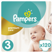 Premium Care No3 (5-9kg) 120 πάνες - Pampers