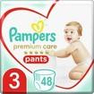 Pampers Premium Care Pants Jumbo Pack No3 (6-11kg) 48 πάνες