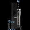 Oral-B Genius X 20000 Luxe Edition Anthracite Grey Ηλεκτρική Οδοντόβουρτσα Τεχνητής Νοημοσύνης Εξοπλισμένη με Αισθητήρες Πίεσης