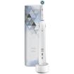 Oral-B Smart 4 4500 Design Edition White Ηλεκτρική Οδοντόβουρτσα,Ολοκληρωμένος Καθαρισμός,Σύνδεση Bluetooth & Δώρο Θήκη Ταξιδίου