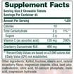 Nature\'s Plus Ultra Chewable Cranberry Συμπλήρωμα Διατροφής με Cranberry για Υποστήριξη του Ουροποιητικού 90 μασώμενα δισκία