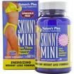 Nature\'s Plus Skinny Mini Φόρμουλα για τον Έλεγχο βάρους 90 vcaps