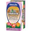 Nature\'s Plus Animal Parade Gummies Assorted Συμπλήρωμα Διατροφής Πλούσιο σε Βιταμίνες & Μέταλλα 50 Μασώμενα Ζωάκια