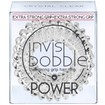 Invisibobble Power Crystal Clear Λαστιχάκι Μαλλιών 3 Τεμάχια