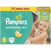 Pampers Active Baby Dry Mega Box No5 (11-18kg) 111 Πάνες