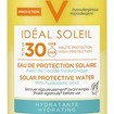 Vichy Ideal Soleil Solar Protective Water With Hyaluronic Acid Spf30, 200ml