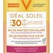 Vichy Ideal Soleil Solar Protective Water With Blueberry Polyphenols Spf30, 200ml