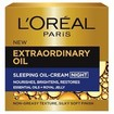 L\'Oréal Paris Extraordinary Oil Sleeping Cream Κρέμα-Μάσκα Νύχτας 50ml