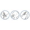 Uriage Promo Eau Thermale Bebe 1st Cleansing Wipes Απαλά Μαντηλάκια που Καθαρίζουν το Ευαίσθητο Δέρμα του Βρέφους 2x70τμχ