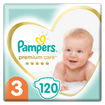 Pampers Premium Care Νο3 (5-9kg) 120 πάνες