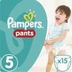 Pampers Pants Junior Νο5 (12-18kg) 15 πάνες