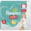 Pampers Pants No6 (15+kg) 25 πάνες