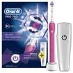 Oral-B Pro 750 3D White Special Edition Ηλεκτρική Οδοντόβουρτσα σε Ροζ Χρώμα