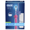 Oral-B PRO 2 2500 Cross Action Pink Επαναφορτιζόμενη Ηλεκτρική Οδοντόβουρτσα με Αισθητήρα Πίεσης Ούλων & Θήκη Ταξιδίου