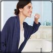 Oral-B Smart 4 4500S Sensi Ultrathin Επαναφορτιζόμενη Ηλεκτρική Οδοντόβουρτσα, για Ολοκληρωμένο Καθαρισμό & Σύνδεση Bluetooth