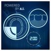 Oral-B Genius X 20000 N Black Επαναφορτιζόμενη Ηλεκτρική Οδοντόβουρτσα, Λειτουργία Αναγνώρισης Βουρτσίσματος & Σύνδεση Bluetooth