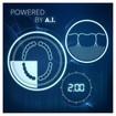 Oral-B Genius X 20000 N Gold Επαναφορτιζόμενη Ηλεκτρική Οδοντόβουρτσα, Λειτουργία Αναγνώρισης Βουρτσίσματος & Σύνδεση Bluetooth