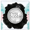 Invisibobble Hair Ring Sprunchie True Black Λαστιχάκι Μαλλιών με Υφασμάτινη Επένδυση για Απόλυτο Κράτημα & Στυλ 1 Τεμάχιο