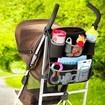 Munchkin Backseat Organizer Βρεφική Θήκη Οργάνωσης Βόλτας για Καρότσι ή Αυτοκίνητο 1 Τεμάχιο