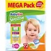 Babylino Sensitive Mega Pack Junior No5 (11-25kg) 72 πάνες