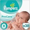 Pampers ProCare Premium Protection No0 (1-2.5kg) 38 πάνες