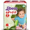 Libero Up&Go No7 (16-26kg) XL Plus, 34 πάνες