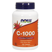 Now Foods Vitamin C-1000 Sustained Release With Rose Hips για την Αποτελεσματική Λειτουργία του Ανοσοποιητικού 100tabs