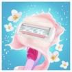 Gillete Venus Spa Breeze Limited Edition Γυναικεία Ξυριστική Μηχανή & Ανταλλακτική Κεφαλή & Θήκη για την Extra Κεφαλή & Νεσεσέρ