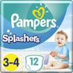 Pampers Splashers No3-4 (6-11kg) 12 πάνες