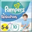 Pampers Splashers No5-6 (14+kg) 10 πάνες