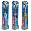 Colgate 360 Floss-Tip Bristles 5x Ηλεκτρική Οδοντόβουρτσα Medium 1 Τεμάχιο