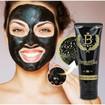 Powerpharm Beautelia Black Mask Μαύρη Μάσκα Προσώπου για Βαθύ Καθαρισμό 75ml