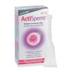 Actisperm Κολπική Λιπαντική Γέλη για Αύξηση της Πιθανότητας Σύλληψης 6 Εφαρμοστές των 5ml