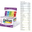 Centrum Women Complete form A to Zinc Συμπλήρωμα βιταμινών & μεταλλικών στοιχείων 30 tabs