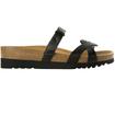 Scholl Shoes Fiorilla Μαύρο Γυναικεία Ανατομικά Παπούτσια Χαρίζουν Σωστή Στάση & Φυσικό Χωρίς Πόνο Βάδισμα 1 Ζευγάρι
