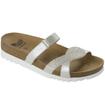Scholl Shoes Fiorilla Άσπρο Γυναικεία Ανατομικά Παπούτσια Χαρίζουν Σωστή Στάση & Φυσικό Χωρίς Πόνο Βάδισμα 1 Ζευγάρι