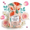 I love... English Rose Scented Candle Bougie Parfum 200gr