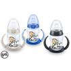 Nuk First Choice Peanuts Πλαστικό Μπιμπερό Εκπαίδευσης με Ρύγχος Σιλικόνης (6-18 Μηνών) 150ml