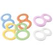 Δακτύλιος Οδοντοφυΐας 3-12 Μηνών 2τμχ - Nuk