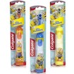 Colgate Minions Desing-It Battery Kids Extra Soft Παιδική Ηλεκτρική Οδοντόβουρτα Πολύ Μαλακή 1 Τεμάχιο