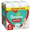 Pampers Pants Monthly Pack Νο5 (12-17kg) 152 πάνες