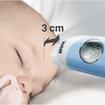 Nuk Θερμόμετρο Flash για Μωρά Μέσω Πομπού Υπέρυθρων, σε Ένα Μόλις Δευτερόλεπτο 1τμχ