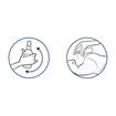 Uriage Eau Thermale Bebe 1st Cu-Zn+ Spray Υψηλής Ανοχής Είναι Κατάλληλο για Χρήση σε Νωπές και Ερεθισμένες Περιοχές 100ml