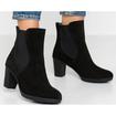 Scholl Shoes Adhare 2.0 Black Γυναικείο Παπούτσι Μαύρο 1 Ζευγάρι