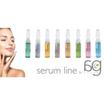 Agpharm Αμπούλες Ομορφιάς Περιποίηση Προσώπου Serum Αντιγήρανσης 2ml
