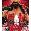 Old Spice Πακέτο Προσφοράς Captain Shower Gel 250ml & Captain After Shave Lotion 100ml & Captain Deodorant Spray 150ml