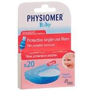 Physiomer Nasal Aspirator Refills Ανταλλακτικά Ρινικού Αποφρακτήρα 20τεμ
