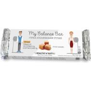 Power Health My Balance Bar Γλυκιά Απόλαυση Κάθε Στιγμή Πλούσια σε Πρωτεΐνες & Φυτικές Ίνες με Γεύση Caramel 35gr