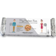 Power Health My Protein Bar Αλμυρή Απόλαυση Κάθε Στιγμή Πλούσια σε Πρωτεΐνες & Φυτικές Ίνες με Γεύση Pizza 40gr